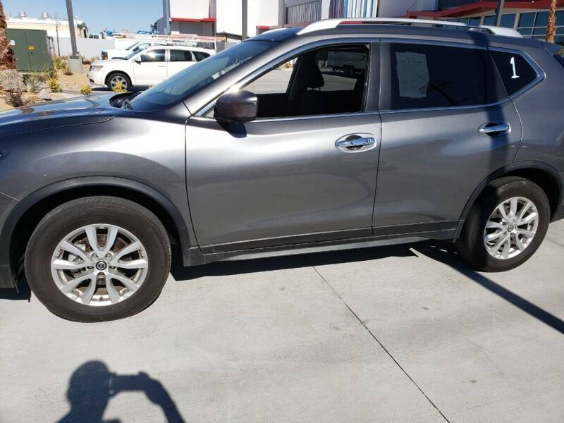 2020 Nissan Rogue for sale at ELITE MOTORS in Victorville CA