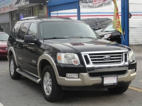 2006 Ford Explorer for sale at MOUNT EDEN MOTORS INC in Bronx NY