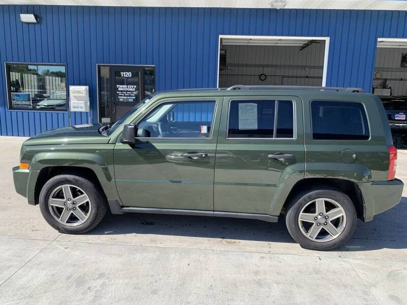 2009 Jeep Patriot for sale at Twin City Motors in Grand Forks ND