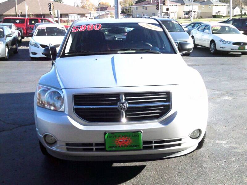 2011 Dodge Caliber for sale at JIMS AUTO MART INC in Milwaukee WI