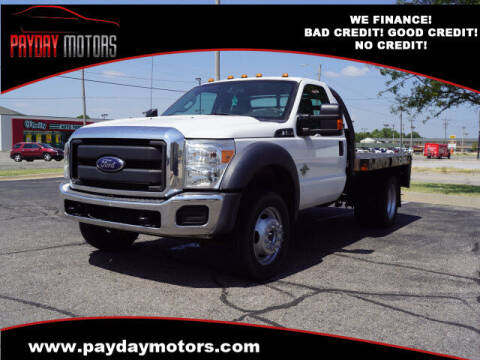 2015 Ford F-550 Super Duty for sale at Payday Motors in Wichita KS