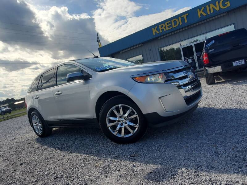 2012 Ford Edge for sale at Kredit King Autos in Montgomery AL