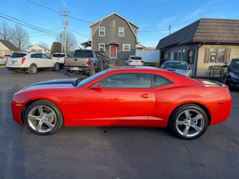 2011 Chevrolet Camaro for sale at MAGNUM MOTORS in Reedsville PA