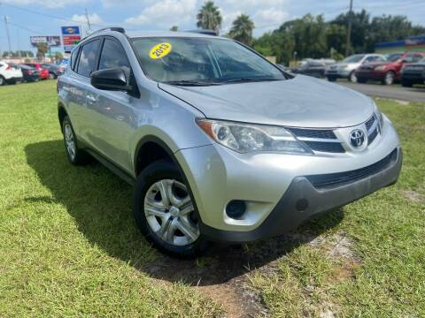2013 Toyota RAV4 for sale at Unique Motor Sport Sales in Kissimmee FL
