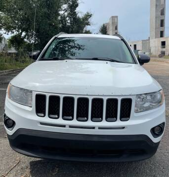 2012 Jeep Compass for sale at Bluesky Auto in Bound Brook NJ