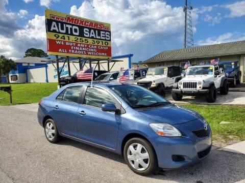 2012 Toyota Yaris for sale at Mox Motors in Port Charlotte FL