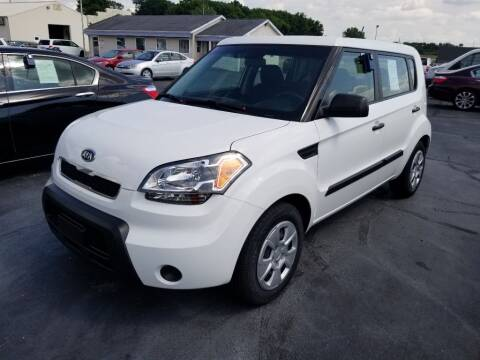 2011 Kia Soul for sale at Larry Schaaf Auto Sales in Saint Marys OH