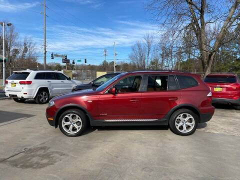 2009 BMW X3 for sale at On The Road Again Auto Sales in Doraville GA