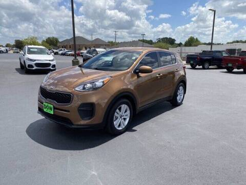 2019 Kia Sportage for sale at DOW AUTOPLEX in Mineola TX