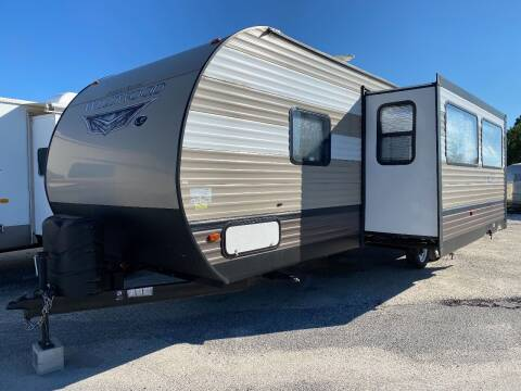 2019 Forest River Wildwood 29QBLE for sale at Bates RV in Venice FL