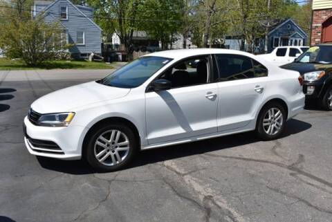 2015 Volkswagen Jetta for sale at Absolute Auto Sales, Inc in Brockton MA