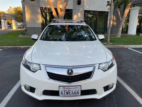 2011 Acura TSX Sport Wagon for sale at Hi5 Auto in Fremont CA