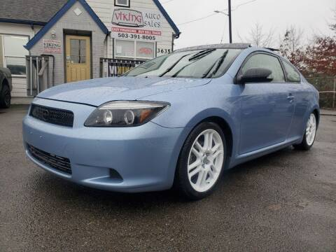 2008 Scion tC for sale at VIking Auto Sales LLC in Salem OR
