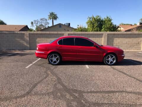 2004 Jaguar X-Type for sale at UR APPROVED AUTO SALES LLC in Tempe AZ