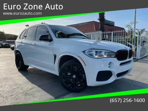 2015 BMW X5 for sale at Euro Zone Auto in Stanton CA