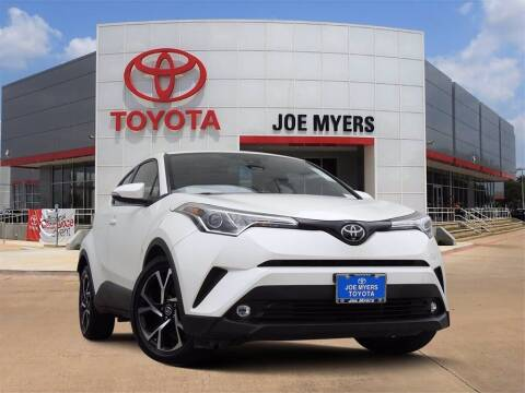 2019 Toyota C-HR for sale at Joe Myers Toyota PreOwned in Houston TX