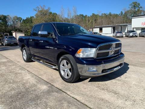 2012 RAM Ram Pickup 1500 for sale at AUTO WOODLANDS in Magnolia TX