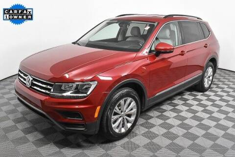 2018 Volkswagen Tiguan for sale at Southern Auto Solutions - Georgia Car Finder - Southern Auto Solutions-Jim Ellis Volkswagen Atlan in Marietta GA