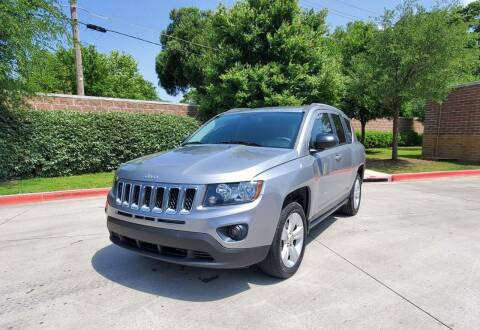 2016 Jeep Compass for sale at International Auto Sales in Garland TX