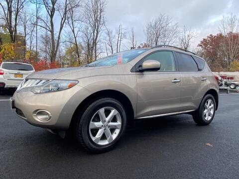 2010 Nissan Murano for sale at GT Toyz Motor Sports & Marine in Halfmoon NY