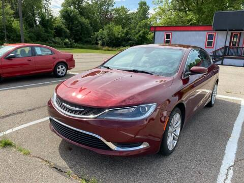 2015 Chrysler 200 for sale at Southern Auto Sales in Clinton MI