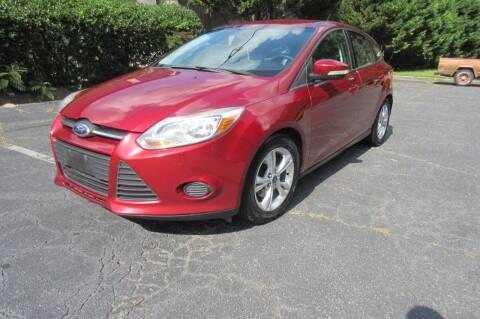2014 Ford Focus for sale at Key Auto Center in Marietta GA