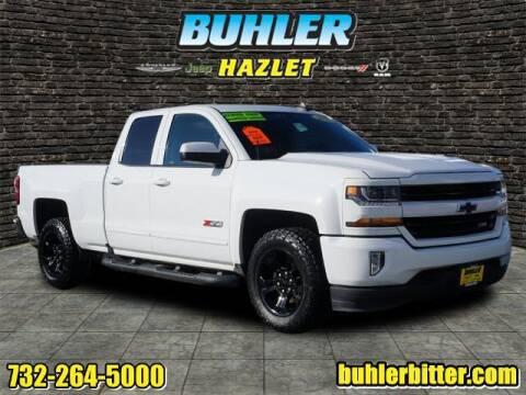 2019 Chevrolet Silverado 1500 LD for sale at Buhler and Bitter Chrysler Jeep in Hazlet NJ