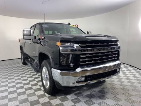 2020 Chevrolet Silverado 2500HD for sale at BOZARD FORD in Saint Augustine FL
