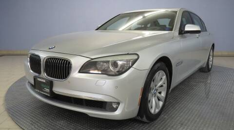 2011 BMW 7 Series for sale at Hagan Automotive in Chatham IL