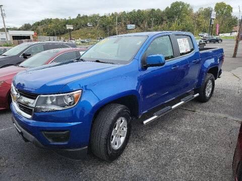 2019 Chevrolet Colorado for sale at Chantz Scott Kia in Kingsport TN