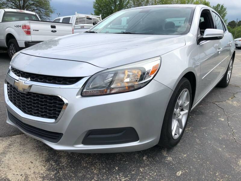 2015 Chevrolet Malibu for sale at Capital Motors in Raleigh NC