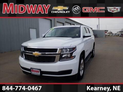 2017 Chevrolet Suburban for sale at Heath Phillips in Kearney NE