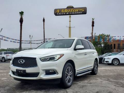 2017 Infiniti QX60 for sale at A MOTORS SALES AND FINANCE - 5630 San Pedro Ave in San Antonio TX