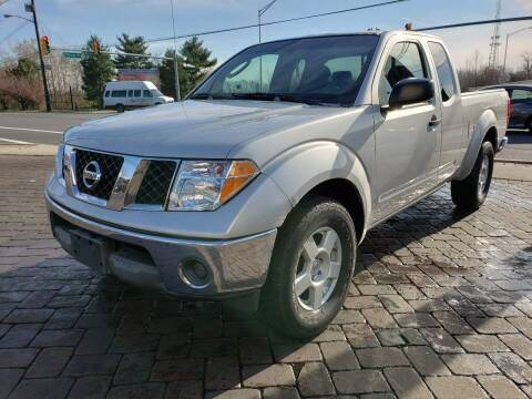2006 Nissan Frontier for sale at Premium Motors in Rahway NJ
