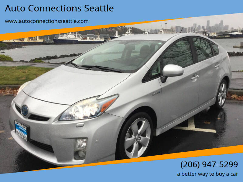 2010 Toyota Prius for sale at Auto Connections Seattle in Seattle WA