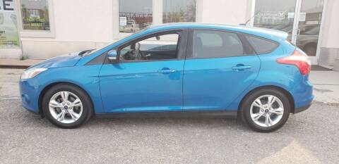 2014 Ford Focus for sale at HomeTown Motors in Gillette WY
