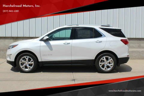 2020 Chevrolet Equinox for sale at Harchelroad Motors, Inc. in Wauneta NE
