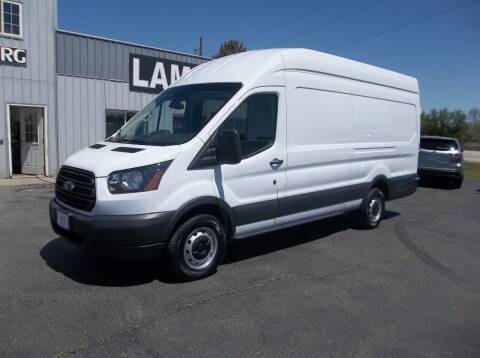 2016 Ford Transit Cargo for sale at Lampe Auto Sales in Merrill IA