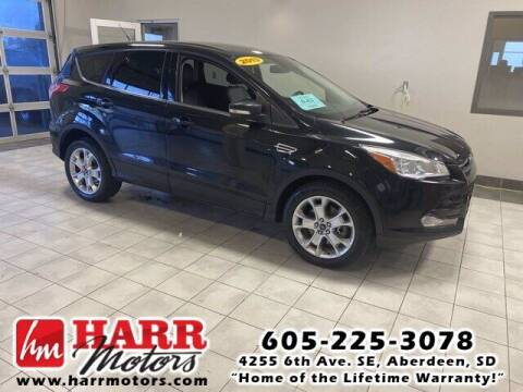 2013 Ford Escape for sale at Harr's Redfield Ford in Redfield SD