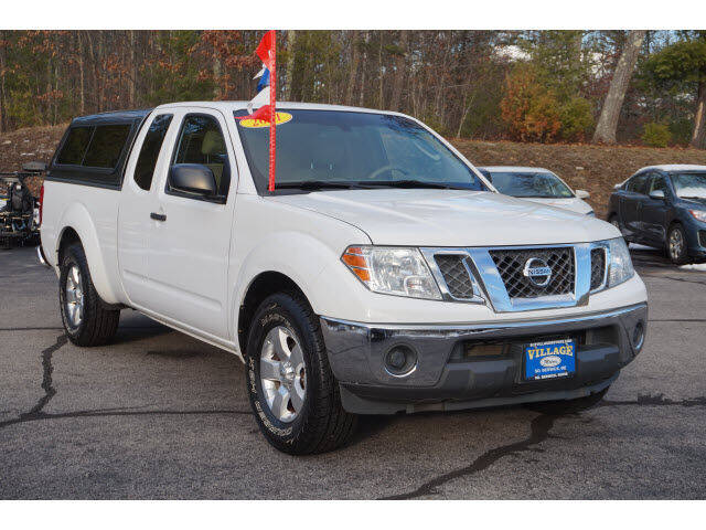 2011 Nissan Frontier for sale at VILLAGE MOTORS in South Berwick ME