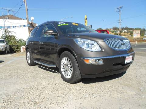 2008 Buick Enclave for sale at Mountain Auto in Jackson CA