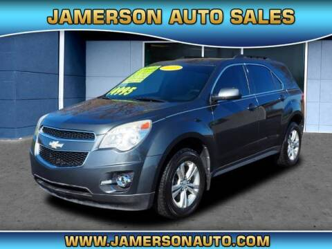 2011 Chevrolet Equinox for sale at Jamerson Auto Sales in Anderson IN