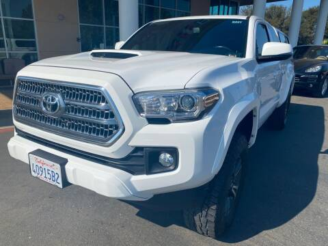 2016 Toyota Tacoma for sale at RN Auto Sales Inc in Sacramento CA