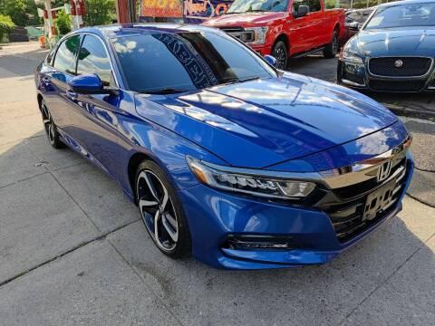 2018 Honda Accord for sale at LIBERTY AUTOLAND INC in Jamaica NY