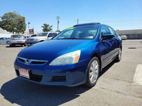 2006 Honda Accord for sale at Primo Auto Sales in Merced CA