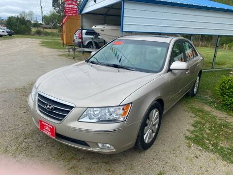2010 Hyundai Sonata for sale at Southtown Auto Sales in Whiteville NC