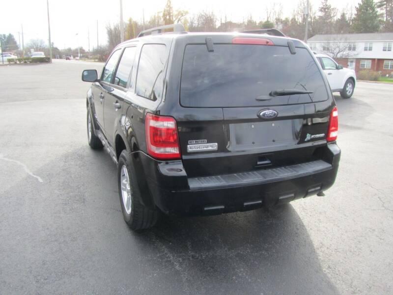 2012 Ford Escape Hybrid AWD 4dr SUV - Mechanicville NY