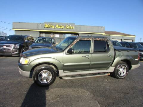 2003 Ford Explorer Sport Trac for sale at MIRA AUTO SALES in Cincinnati OH