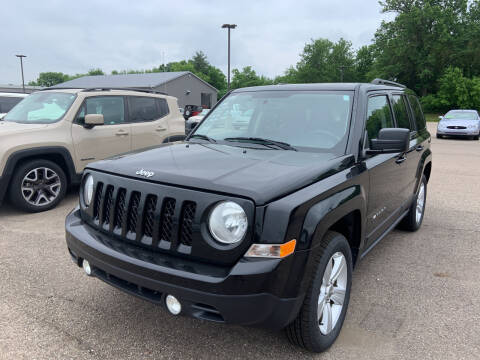 2014 Jeep Patriot for sale at Blake Hollenbeck Auto Sales in Greenville MI