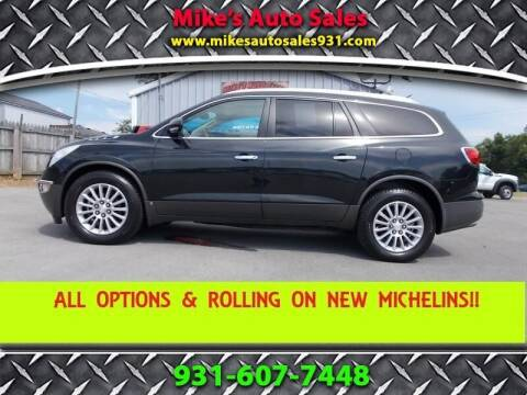 2008 Buick Enclave for sale at Mike's Auto Sales in Shelbyville TN